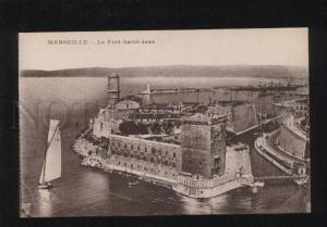 053727 FRANCE LIGHTHOUSE in Marseille Vintage PC