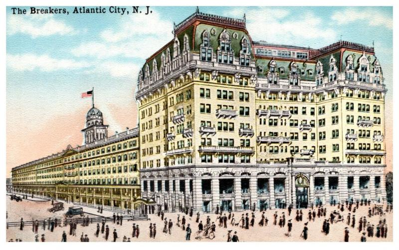 New Jersey Atlantic City , The Breakers