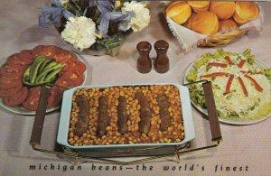 SAGINAW , Michigan , 40-60s ; Michigan Bean Shippers Association