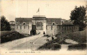 CPA SAINT-DENIS Fort de la Briche (569229)