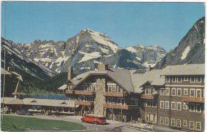 Montana - Glacier National Park - Glacier Hotel - Cars -1968