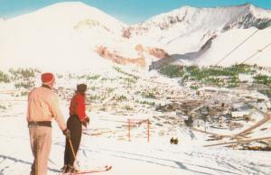 CLIMAX COLORADO , 1950-60s ; Skiing ; Ski Hill
