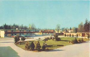 Ranch Motel Marine Dr & Capilano Road North Vancover PC