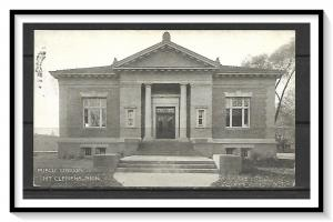 Michigan, Mt Clemens - Public Library