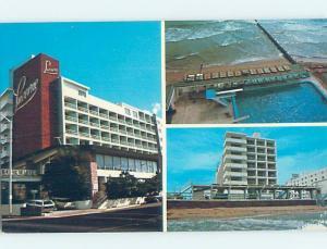 Pre-1980 HOTEL SCENE Miami Beach Florida FL G9820