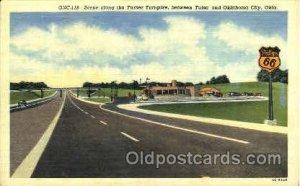 Turner Turnpike, Oklahoma City, OK, USA Gas Station Unused