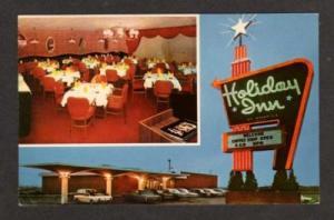 KY Holiday Inn Hotel RICHMOND KENTUCKY Postcard PC