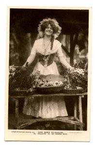 Miss Marie Studholme     *RPPC