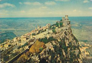 San Marino Panorama View