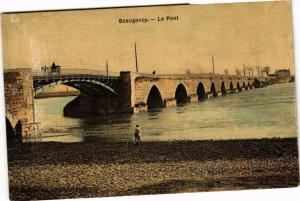 CPA BEAUGENCY - Le Pont (270637)