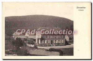 Postcard Old Zinswiller