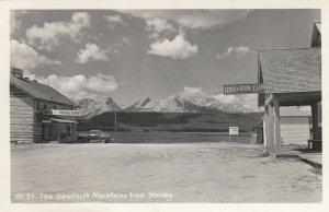RP: STANLEY , Idaho , 1930-40s ; Street
