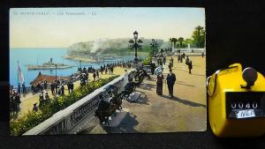 STD Vintage Les Terrasses Monte Carlo Monaco Posted 1917