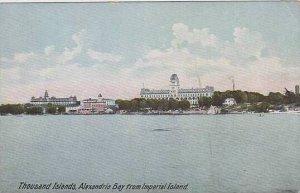 Maine Portland Thousand Islands Alexandria Bay From Imperial Island