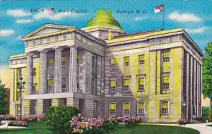 State Capitol Raleigh North Carolina