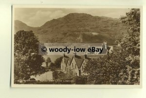 tp8336 - Scotland - The Invernaid Hotel, on the Banks of Loch Lomond - Postcard