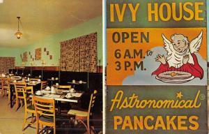 Williamsburg Virginia Ivy House Restaurant Multiview Vintage Postcard K47052