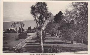 RP, Victoria Square Gardens, Westport, New Zealand, 1920-1940s