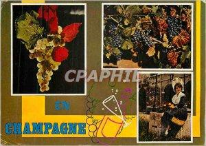 Postcard Modern Champagne Remembrance