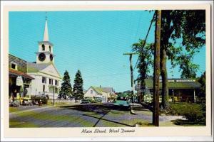 Main St. West Dennis, Cape Cod MA