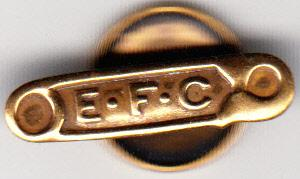 E.F.C.  Safety Pin Button Hole Pin