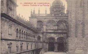 Santiago de Compostela , Spain , 00-10s ; Catedral. Fachada de las Platerias