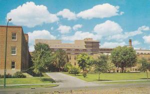 Deer Lodge Military Hospital , St James , Winnipeg , Manitoba  , Canada , 50-70s