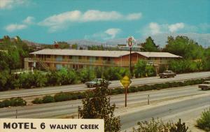 Motel 6, WALNUT CREEK, California, 40-60´