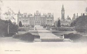England Chester Eaton Hall