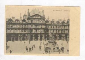 The Exchange, Liverpool (Lancashire), England, United Kingdom, 1900-1910s