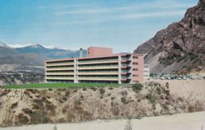 City Hospital , TRAIL , B.C. , Canada , 50-60s