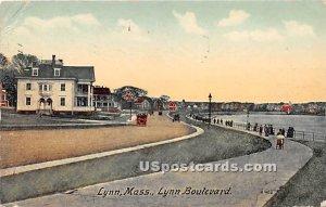 Lynn Boulevard - Massachusetts MA