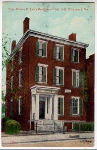 Gen Robert E Lee Res, Richmond VA