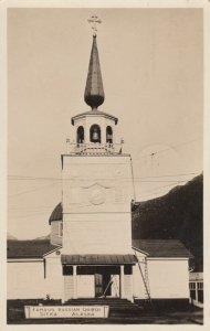 RP: SITKA , Alaska , 1922 ; Russian Church