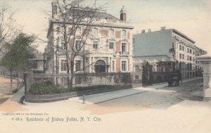 New York City , 1901-07 ; Residence of Bishop Potter