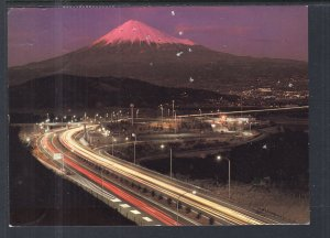 Tomei Highway and Mt Fuji,Japan BIN