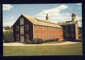 Pawtucket, Rhode Island/RI Postcard, Old Slater Mill, 1960's?
