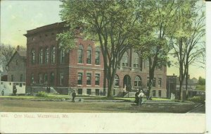 Waterville, Me., City Hall