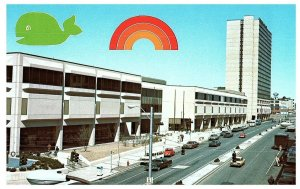 The Hartford Civic Center in Hartford, Connecticut Postcard