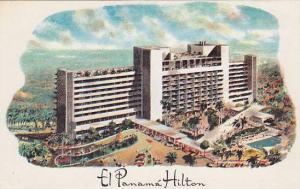 El Panama Hilton Hotel, Panama, 40-60s