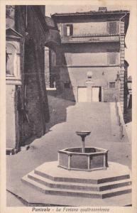 Panicale , Province of Perugia , Umbria , Italy , 00-10s : La Fontana qualtro...
