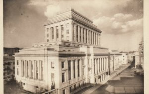 RP: BOSTON, Massachusetts, 1934; Christian Science Publishing House