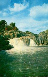 Virginia Great Falls Park Great Falls Of The Potomac