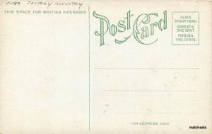 C-1910 Factory Industry Pawnee Cereal Mills Cedar Rapids Iowa postcard 9921