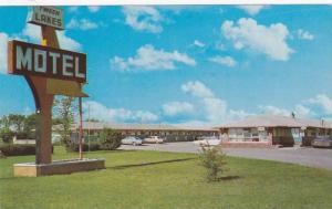´TWEEN Lakes Motel , DAUPHIN , Manitoba , Canada , 50-60s