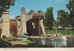 Lift Locks, Peterborough, Ontario - Unused