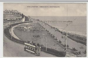 Kent; Wellington Crescent, Ramsgate PPC By J Southam, Unposted