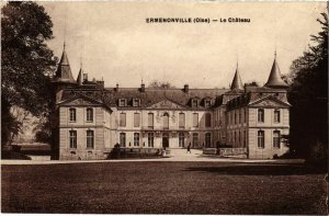 CPA Ermenonville- Le Chateau FRANCE (1020476)