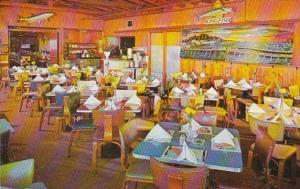 Florida John's Pass Kingfish Seafood Restaurant Dining Room