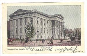 The Court House, Louisville, Kentucky, PU-1907